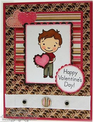 Cute Valentine Card Ideas