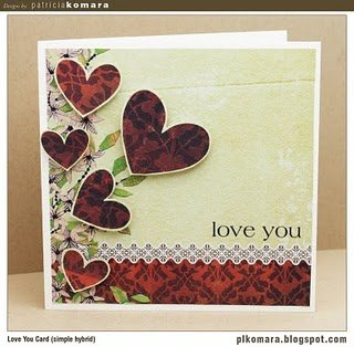 Handmade Valentine Card Ideas on Valentines Day Card Idea   Valentine Card Ideas