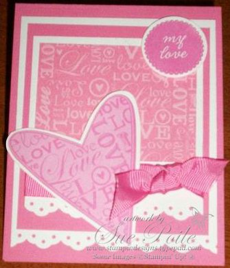 Handmade Valentines  Cards on Handmade Valentines Day Card   Valentine Card Ideas