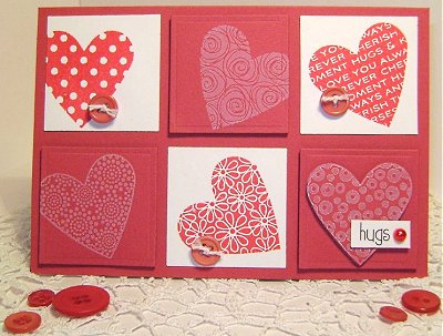valentines day border templates
